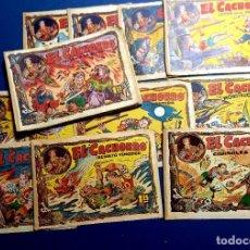 Tebeos: LOTE DE 26 EL CACHORRO -ORIGINALES -LEER DESCRIPCION Y NUMERACION. Lote 262468800
