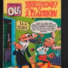 Tebeos: COLECCIÓN OLE Nº 116 MORTADELO Y FILEMON 3ª EDICION BRUGUERA. Lote 262478510