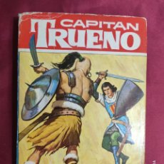 Tebeos: CAPITAN TRUENO. LOS BARBAROS AZULES. COLECCION HEROES. Nº 28. 1ª EDICION. 1964.. Lote 262491980