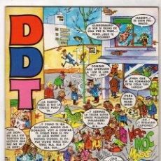 Tebeos: DDT ALMANAQUE PARA 1972. Lote 262560535