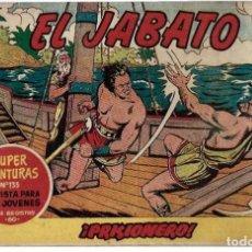Tebeos: EL JABATO ORIGINAL Nº 24. Lote 262563545