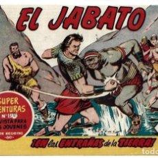 Tebeos: EL JABATO ORIGINAL Nº 33. Lote 262563740