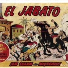 Tebeos: EL JABATO ORIGINAL Nº 21. Lote 262563965