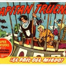 BDs: Nº 214 EL CAPITAN TRUENO CUADERNOS ORIGINALES ED. BRUGUERA, S. A., 1956-1968. Lote 262572560