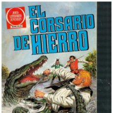 BDs: EL CORSARIO DE HIERRO 57 JOYAS LITERARIAS JUVENILES / SERIE ROJA. BRUGUERA 1ª EDICIÓN.BUENO.. Lote 262588460