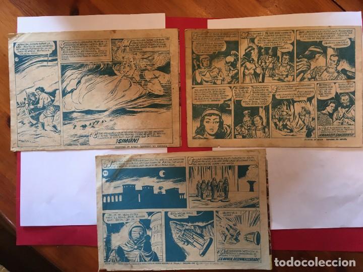 Tebeos: comic el jabato super aventuras nº 17 - 33 - 90 - - Foto 2 - 262604550
