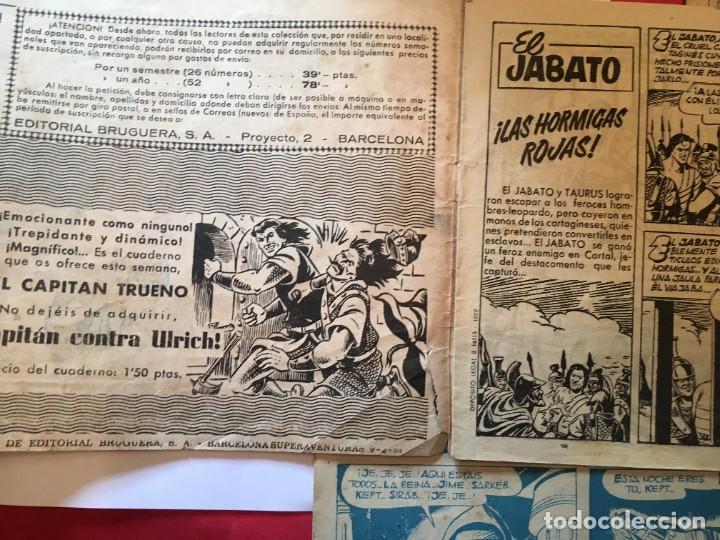 Tebeos: comic el jabato super aventuras nº 17 - 33 - 90 - - Foto 3 - 262604550