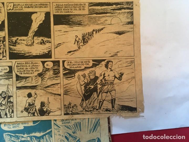 Tebeos: comic el jabato super aventuras nº 17 - 33 - 90 - - Foto 4 - 262604550