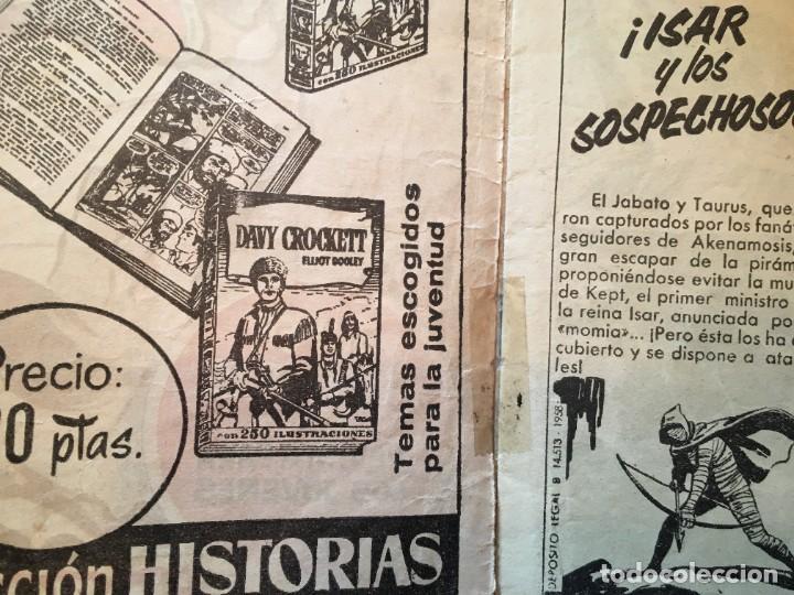 Tebeos: comic el jabato super aventuras nº 17 - 33 - 90 - - Foto 7 - 262604550
