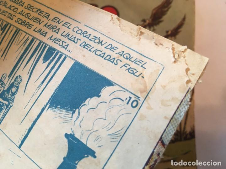 Tebeos: comic el jabato super aventuras nº 17 - 33 - 90 - - Foto 8 - 262604550