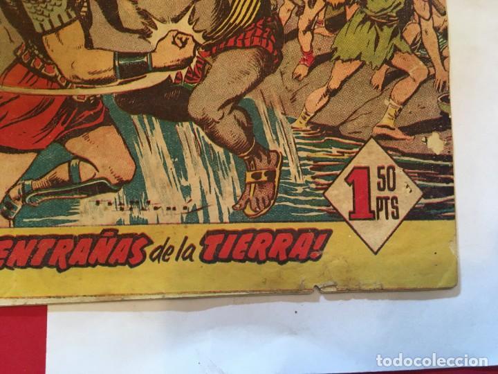 Tebeos: comic el jabato super aventuras nº 17 - 33 - 90 - - Foto 10 - 262604550