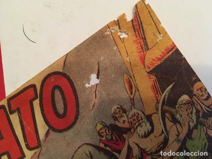 Tebeos: comic el jabato super aventuras nº 17 - 33 - 90 - - Foto 11 - 262604550