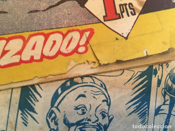 Tebeos: comic el jabato super aventuras nº 103 - 114 - 116 -122 - - Foto 7 - 262606595