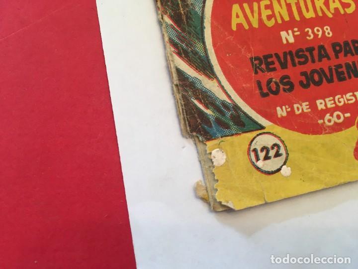 Tebeos: comic el jabato super aventuras nº 103 - 114 - 116 -122 - - Foto 9 - 262606595
