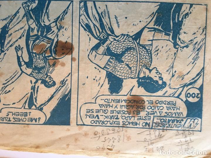 Tebeos: comic el jabato super aventuras nº 200 -242 - 301 -311 - - Foto 3 - 262607275