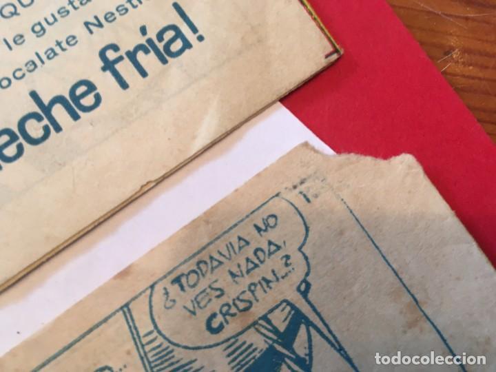 Tebeos: comic el jabato super aventuras nº 200 -242 - 301 -311 - - Foto 4 - 262607275