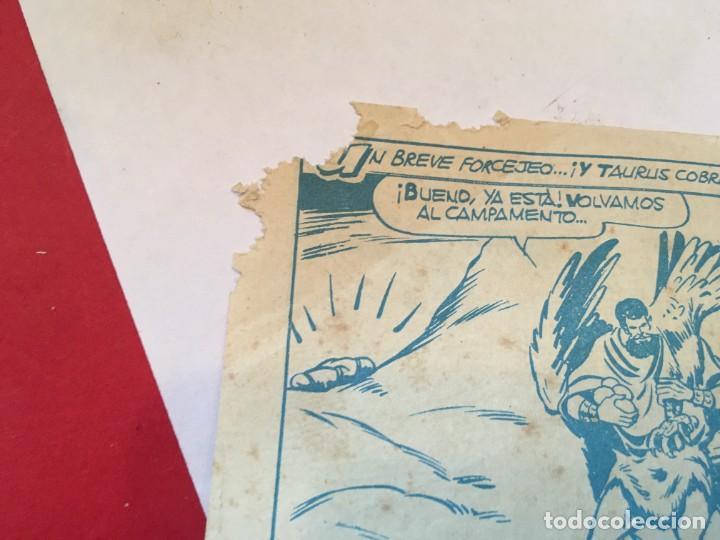 Tebeos: comic el jabato super aventuras nº 200 -242 - 301 -311 - - Foto 5 - 262607275