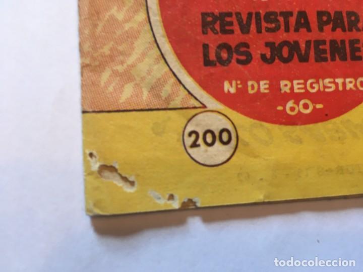 Tebeos: comic el jabato super aventuras nº 200 -242 - 301 -311 - - Foto 7 - 262607275