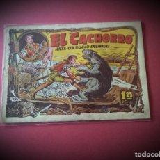 Tebeos: EL CACHORRO Nº 67 -ORIGINAL ( MARCADO COMO EL Nº 68 POR ERROR EN TEBEOSFERA). Lote 262607435