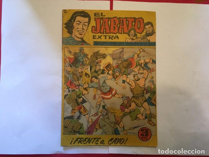 COMIC EL JABATO SUPER AVENTURAS Nº 39 AÑO II (Tebeos y Comics - Bruguera - Jabato)