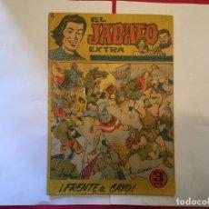 Tebeos: COMIC EL JABATO SUPER AVENTURAS Nº 39 AÑO II. Lote 262609345