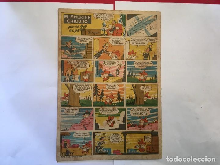 Tebeos: comic el jabato super aventuras nº 39 año II - Foto 2 - 262609345