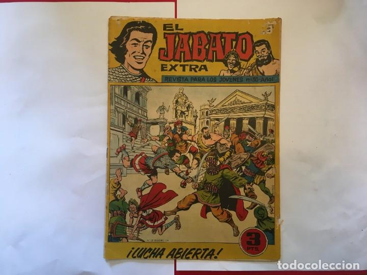 COMIC EL JABATO SUPER AVENTURAS Nº 30 (Tebeos y Comics - Bruguera - Jabato)