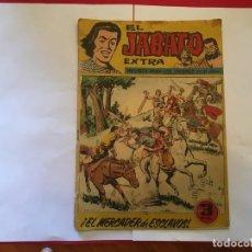 Tebeos: COMIC EL JABATO SUPER AVENTURAS Nº 31. Lote 262611135