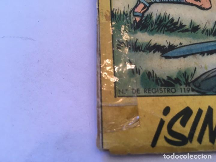 Tebeos: comic el jabato super aventuras nº 35 - Foto 2 - 262611785