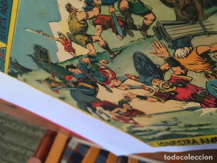 Tebeos: comic el jabato super aventuras nº 35 - Foto 4 - 262611785