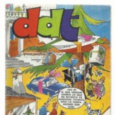 Tebeos: DDT EXTRA DE NAVIDAD, 1977, BRUGUERA, BUEN ESTADO. Lote 262689995