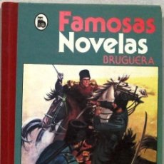 Tebeos: FAMOSAS NOVELAS - VOL. XXI - TAPA DURA - COMIC. Lote 262693895