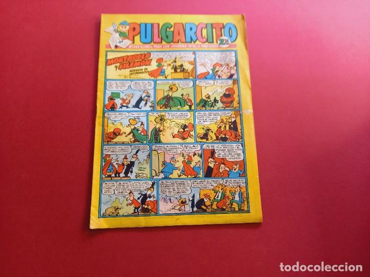PULGARCITO Nº 1405 PRIMERA PORTADA DE MORTADELO Y FILEMON (Tebeos y Comics - Bruguera - Pulgarcito)