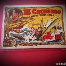 Tebeos: EL CACHORRO Nº 7 -ORIGINAL. Lote 262736285