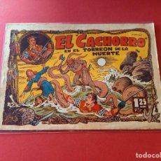Tebeos: EL CACHORRO Nº 28 -ORIGINAL. Lote 262739110