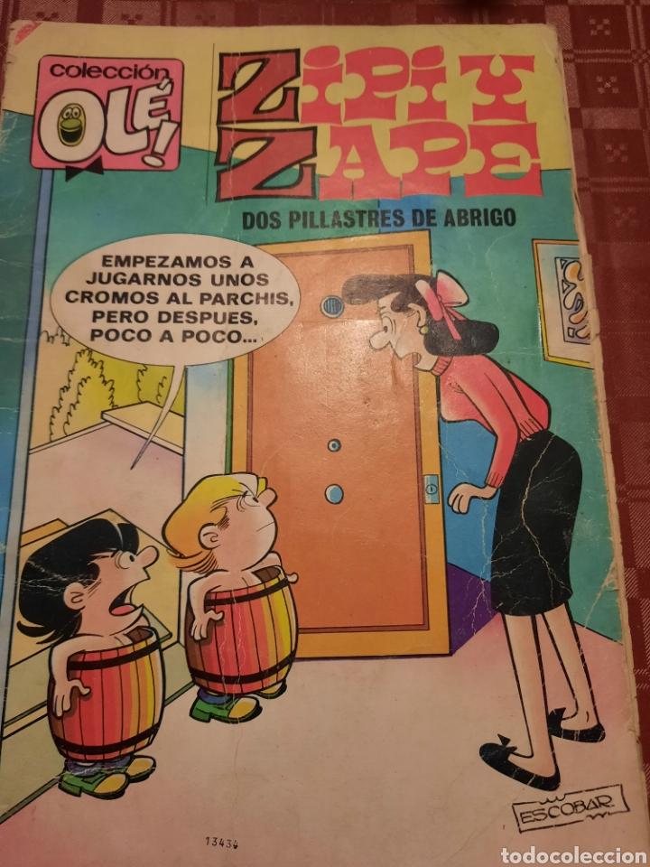 ZIPI Y ZAPE OLÉ N 156. (Tebeos y Comics - Bruguera - Otros)