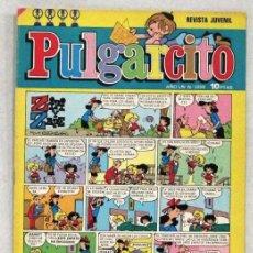 Tebeos: PULGARCITO - Nº 2258 - ZIPI Y ZAPE - AÑO LIV - COMIC. Lote 262855455