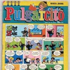 Tebeos: PULGARCITO - Nº 2273 - ZIPI Y ZAPE - AÑO LIV - COMIC. Lote 262857220