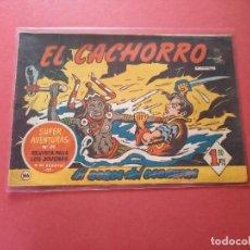 Tebeos: EL CACHORRO Nº 166 -ORIGINAL. Lote 262876150