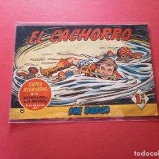 Tebeos: EL CACHORRO Nº 167 -ORIGINAL. Lote 262876260