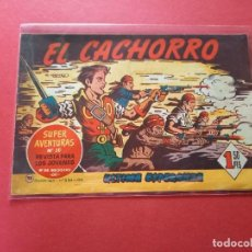 Tebeos: EL CACHORRO Nº 168 -ORIGINAL. Lote 262876430