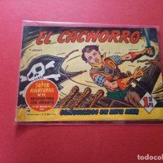 Tebeos: EL CACHORRO Nº 169 -ORIGINAL. Lote 262876555