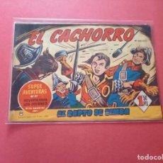 Tebeos: EL CACHORRO Nº 171 -ORIGINAL. Lote 262876740