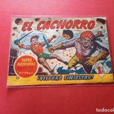 Tebeos: EL CACHORRO Nº 176 -ORIGINAL. Lote 262877835