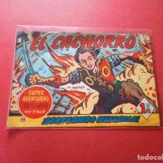 Tebeos: EL CACHORRO Nº 177 -ORIGINAL. Lote 262878005