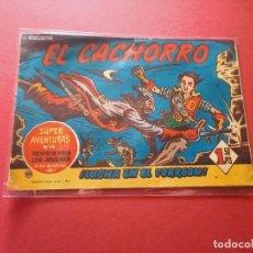 Tebeos: EL CACHORRO Nº 180 -ORIGINAL. Lote 262878310