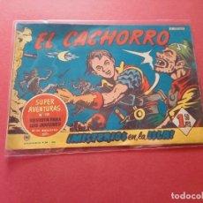 Tebeos: EL CACHORRO Nº 181 -ORIGINAL. Lote 262878450