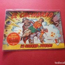 Tebeos: EL CACHORRO Nº 184 -ORIGINAL. Lote 262878580