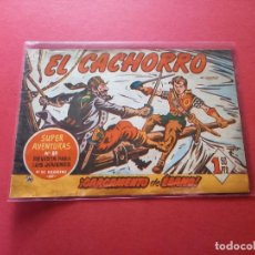 Tebeos: EL CACHORRO Nº 186 -ORIGINAL. Lote 262878805
