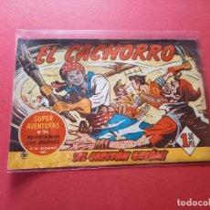 Tebeos: EL CACHORRO Nº 187 -ORIGINAL. Lote 262878915